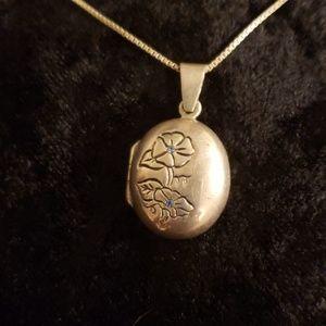 September Birthday Necklace